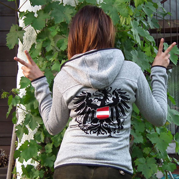 Austrian Almjacke Damen - DAS ORIGINAL - Trachtige Mode mit ... 73fe73a85e