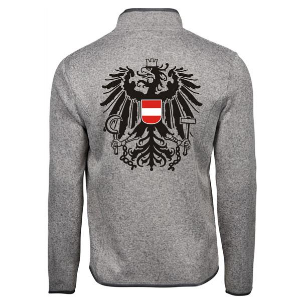 Austrian Almjacke OHNE Kapuze Herren - DAS ORIGINAL - Trachtige Mode ... 571d8edf26