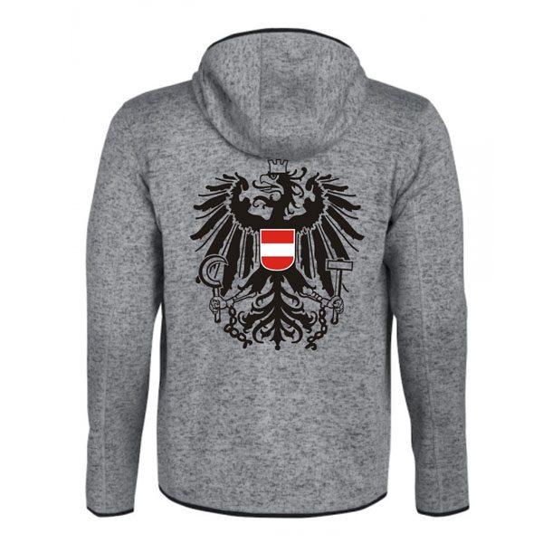 Austrian Almjacke Herren - DAS ORIGINAL - Trachtige Mode mit Österreich  Wappen - Austrian Wear 61bbbb4a4a