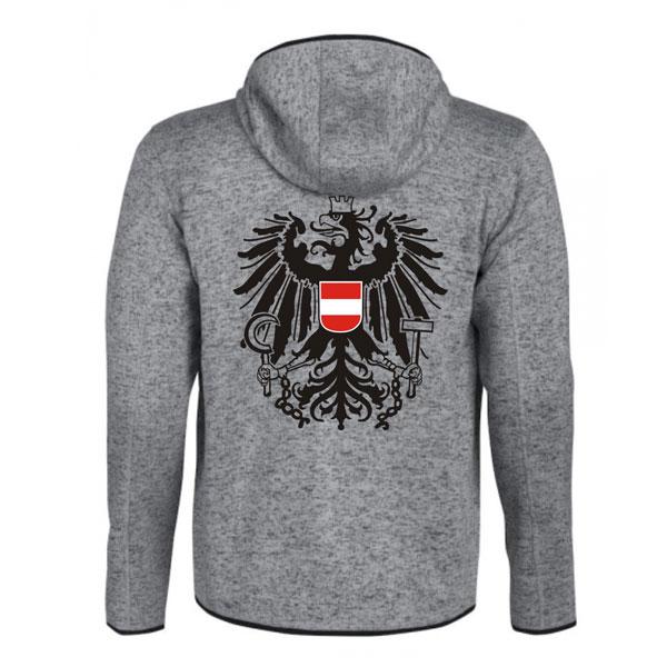 Austrian Almjacke Herren DAS ORIGINAL