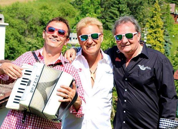 """DIE3 Band """"Musik aus Österreich"""""""
