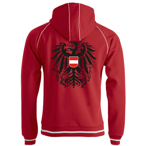 Austrian Sport Zip Hoody